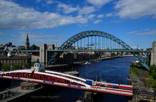 14. Juli Newcastle upon Tyne im Osten