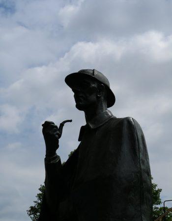 Sherlock Holmes, Baker Street